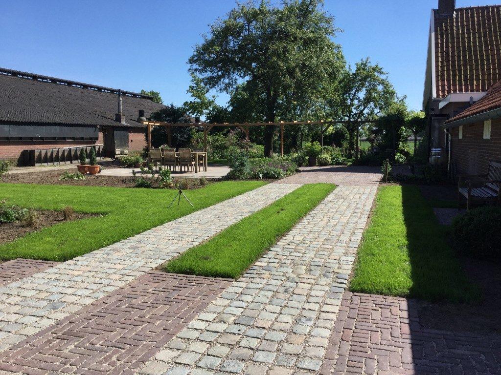 Boerderijtuin in Hengelo (gld) 2018 - 2020