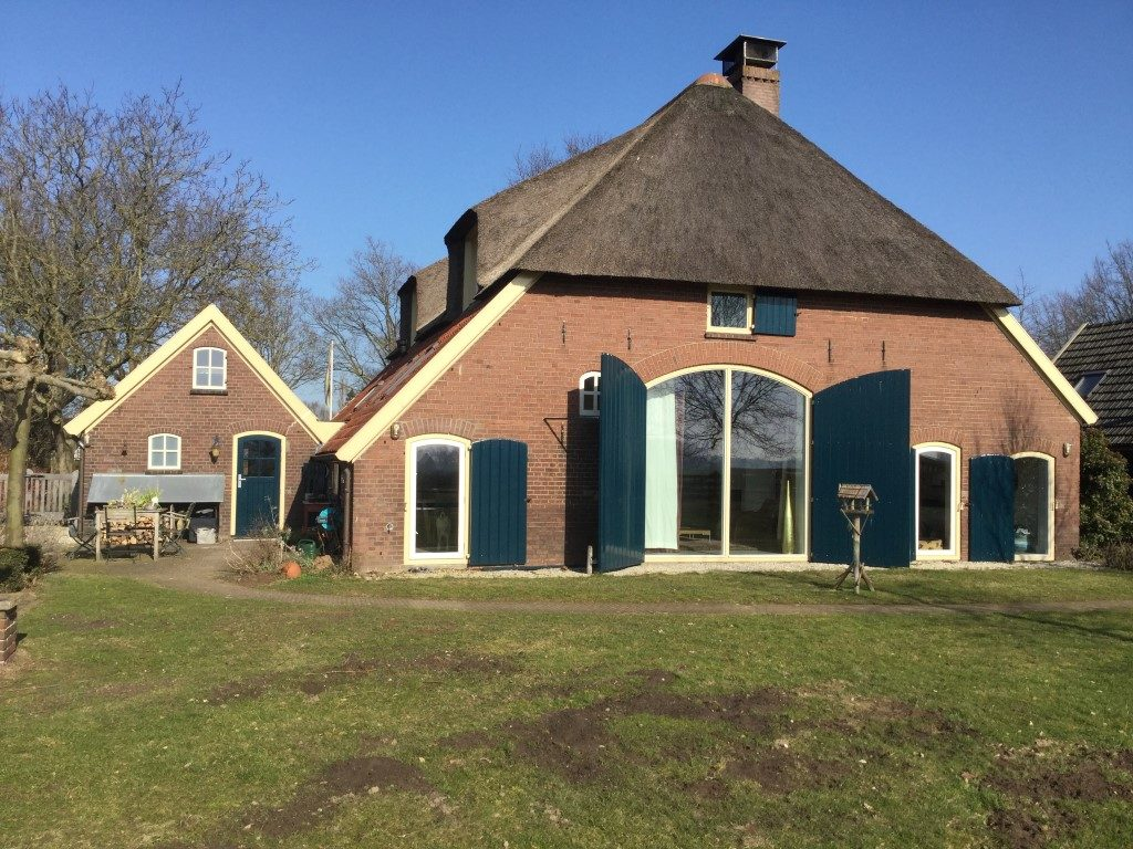 Landelijke tuin in Wichmond 2017 - 2020