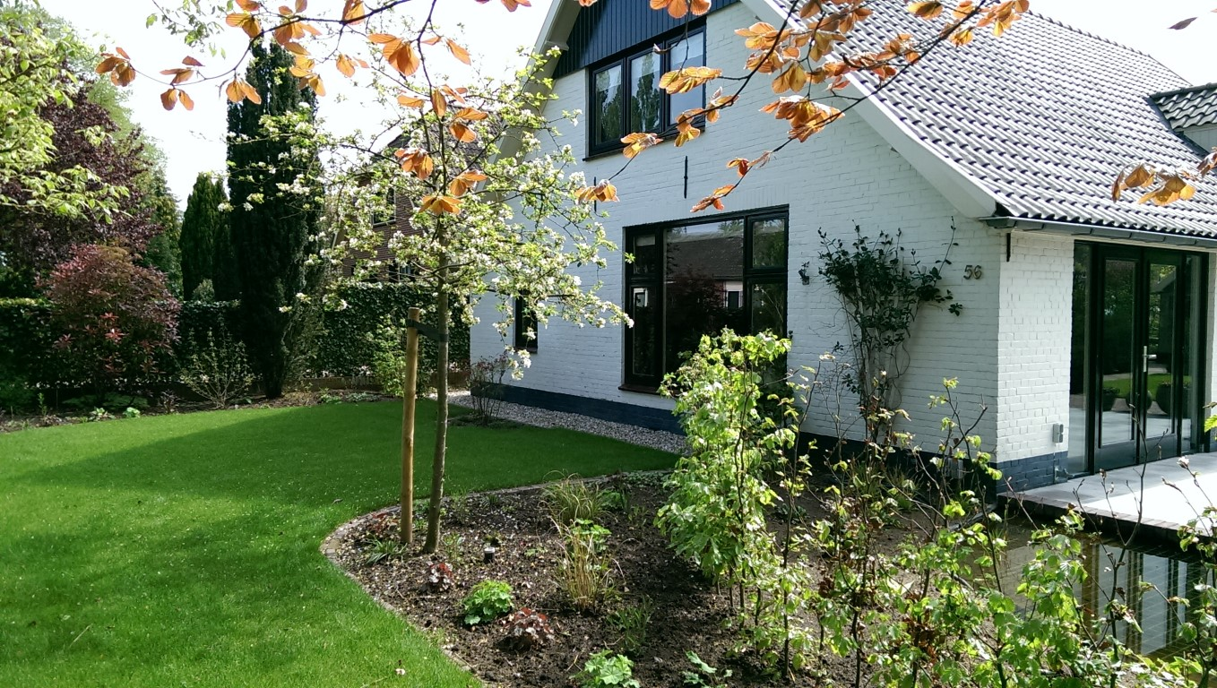 Tuin in Drempt 2015