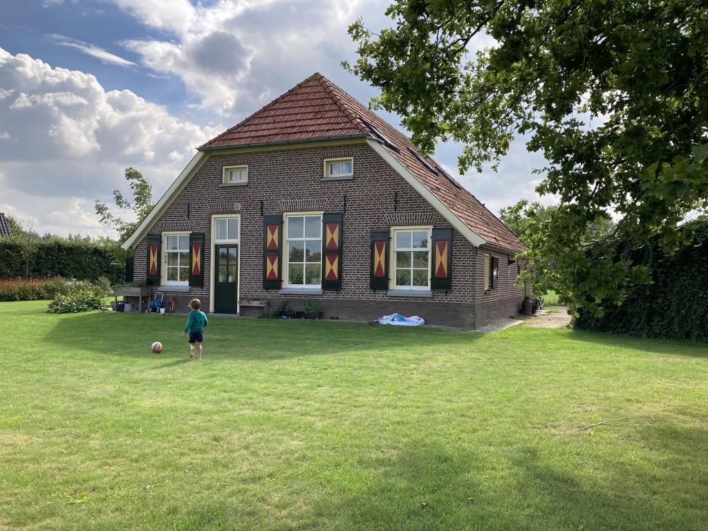 Landschappelijk- en kindvriendelijke inrichting in buitengebied van Hummelo